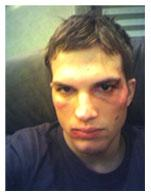 Ashton Kutcher's MySpace photo