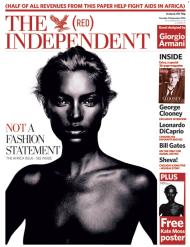 The Independent, (RED) Edition