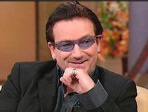 Bono on Oprah