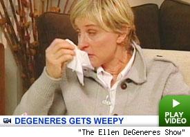 Ellen DeGeneres Quits