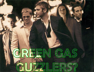 Green Gas Guzzlers?