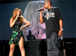 Jay-Z & Beyonce, Water for Life - London