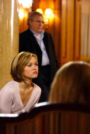 Brian Cox, Julia Stiles: Bourne Supremacy