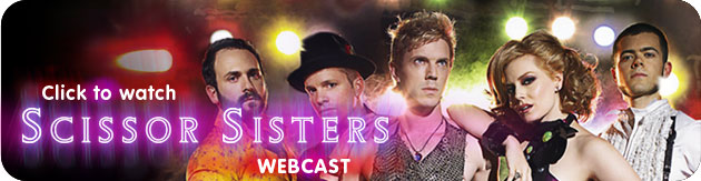 Scissor Sisters Promo w/ Global Cool
