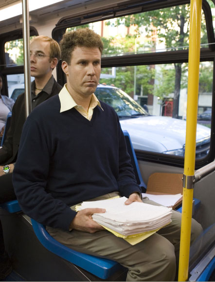 Stranger Than Fiction, Will Ferrell
