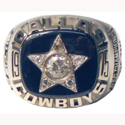 Mike Ditka's NFC Champ Ring