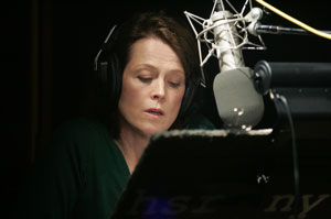 Sigourney Weaver, Planet Earth