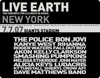 Live Earth USA
