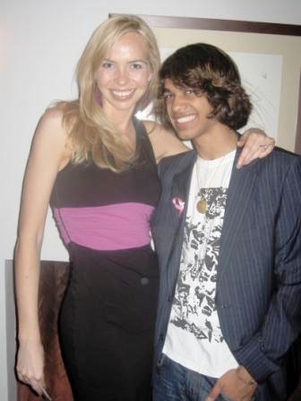 Summer Bowen & American Idol's Sanjaya