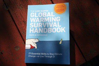 global warming survival guide handbook