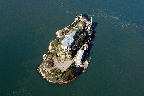 Alcatraz Island. Photo credit: Jimson's Flickr