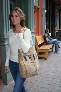 Lauren Bush & Feed Bag