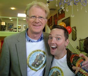 Mystery Mike & Ed Begley, Jr.