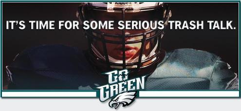 Eagles Go Green