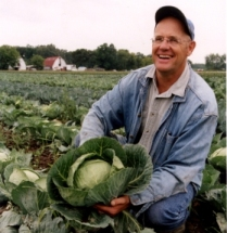 Farmer John & his cabbage