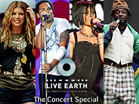 Live Earth - The Concert Special