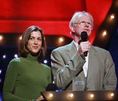 Wendie Malick & Ed Begley Jr. @ 17th Annual EMA Awards. Photo credit: Tiffany Koury, Berliner.