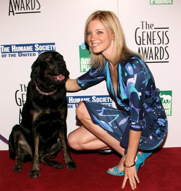 Amy Smart, 20th Genesis Awards
