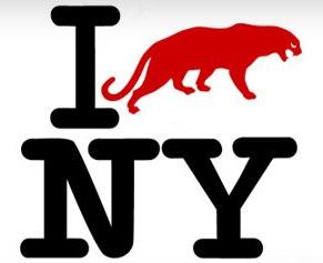 """I """"RAN"""" NY"""