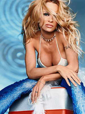 pamela anderson exposed