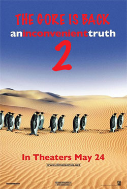 al gore, our choice, an inconvenient truth 2