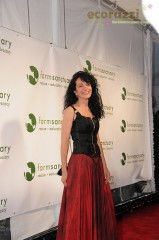 Karen Dawn at the 2008 Farm Sanctuary Gala
