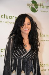 Persia White at the 2008 Farm Sanctuary Gala