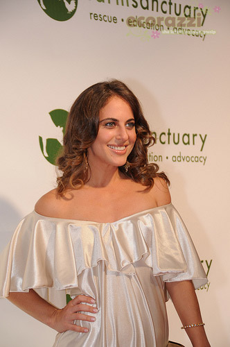 Rory Freedman at the 2008 Farm Sanctuary Gala