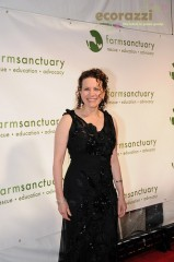 Susie Essman at the 2008 Farm Sanctuary Gala