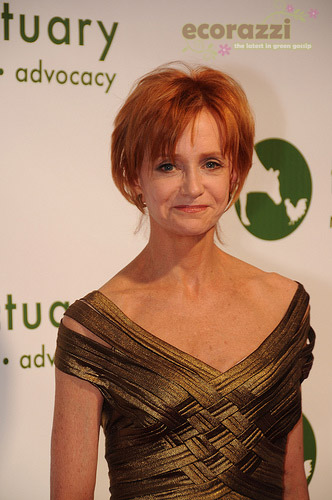 Swoozie Kurtz at the 2008 Farm Sanctuary Gala