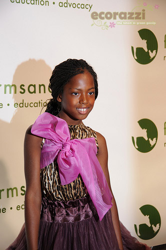 Tru Whitaker at the 2008 Farm Sanctuary Gala