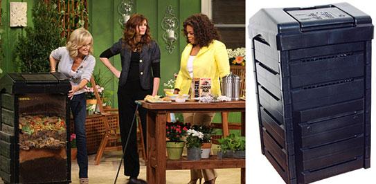 oprah composting