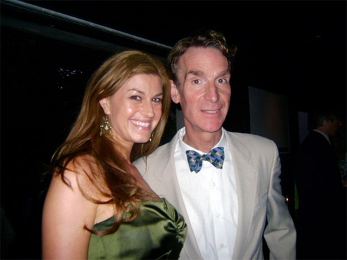 Pleasant Wayne and Bill Nye The Science Guy