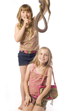 bindi irwin snake
