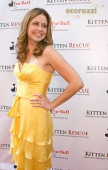 Jenna Fischer at the 2008 Fur Ball