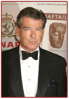 pierce brosnan, eco-friendly, high-tech