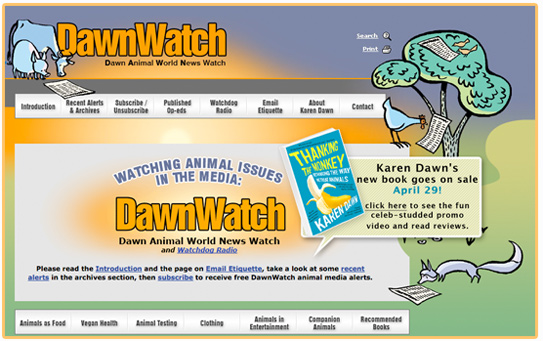 dawn watch