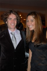 Thomas Farley and Melissa Rosenberg at charity: water