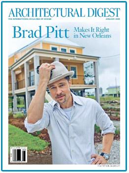 Brad Pitt Green Homes