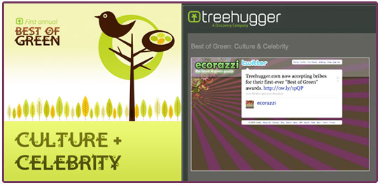 best of green, treehugger