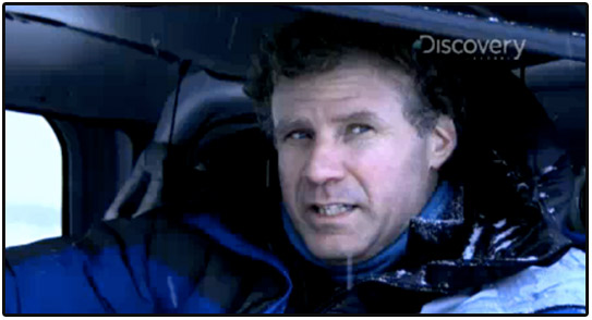 will ferrell, man vs wild