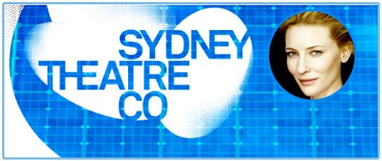 cate blanchett, theatre