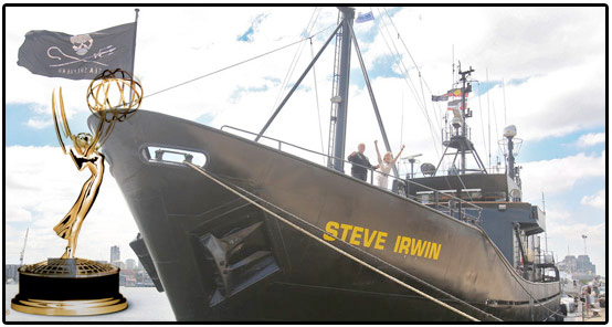 whale wars, emmy, conservation, whales
