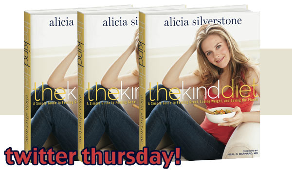 alicia silverstone, thekindlife.com, eco, green, vegetarian, the kind diet