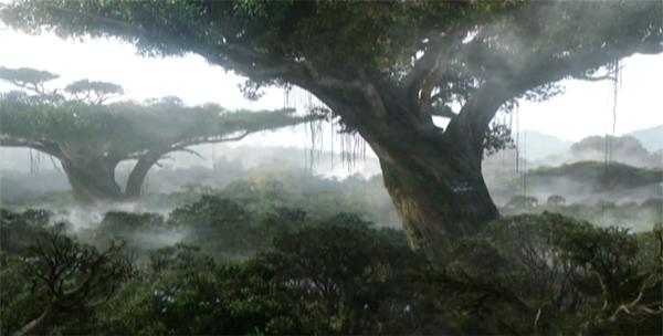pandora, avatar, tree