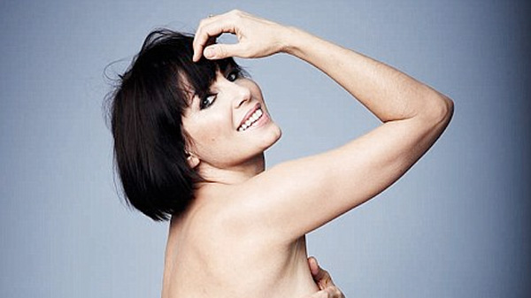 British star Sadie Frost is showing people what a 44-year-old all-natural, ...