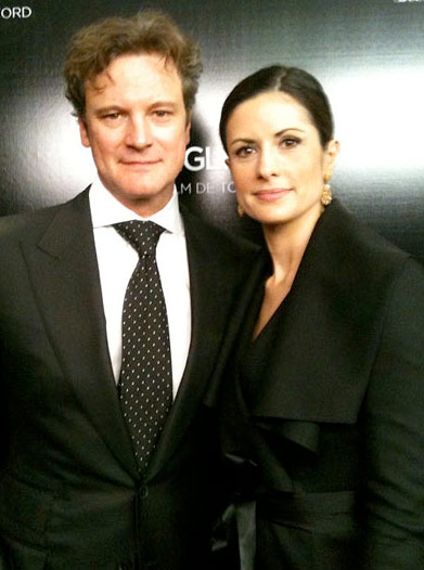 colin firth, livia firth, eco-fashion