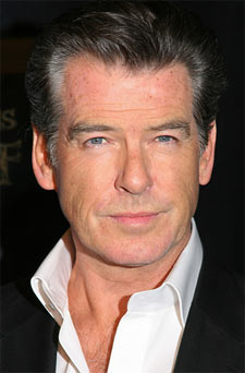 The World Is Definitely Enough For Eco-Activist Pierce Brosnan
