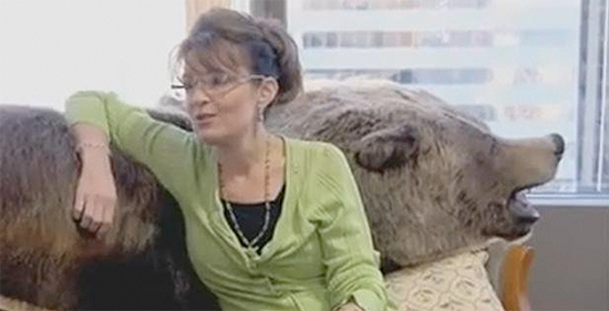 Sarah Palin Pitching 'Planet Earth-Type' Reality Show About Alaska