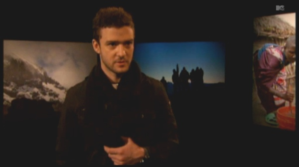 justin timberlake, summit on the summit